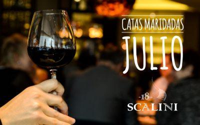 Catas del mes de Julio